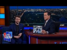 """Harry Potter and the Cursed Child: Daniel Radcliffe discusses play 