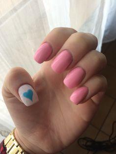 Post v-day nails