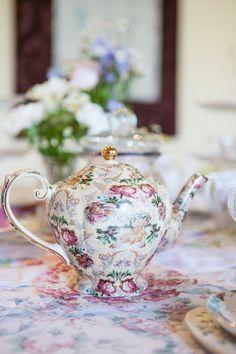 lovely teapot