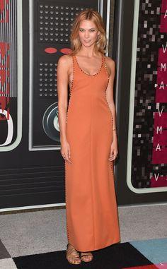 • Karlie Kloss from 2015 MTV Video Music Awards Red Carpet Arrivals •