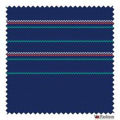 Knitted fabric design vector graphic Free Vector