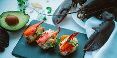 Lobster & Seafood Salad Taco