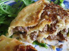 Fleischnacka, meat snails. An Alsacian family dish.