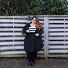 a854c5356a93 Job interview    New Zealand plus size fashion blogger Meagan Kerr wears  Wild Child Urban