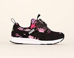 Womens sneakers - Puma - Disc Tropicalia