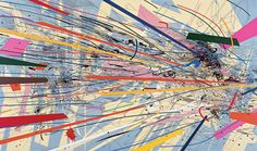 Julie Mehretu is an artist, best known for her densely layered abstract paintings and prints. She is best known for her large-scale paintings that take the abstract energy, topography, and sensibility . Art And Illustration, Contemporary African Art, Contemporary Artists, Modern Art, African Artists, Fine Art, Oeuvre D'art, Les Oeuvres, Sculpture