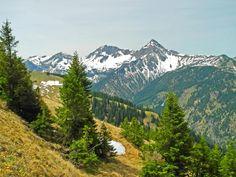 Neunerkopfle (hiking area) - Tannheim, Austria