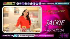 LA ENTREVISTA CON JACKIE CASTAÑEDA