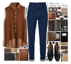 """#81 *I like you*"" by catarina-santos-iv ❤ liked on Polyvore featuring Dolce&Gabbana, Acne Studios, Incase, Coach, Perricone MD, Jayson Home, ASOS, Cosmic Thread, Aesop and Burberry"