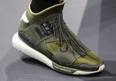 Need these Y-3 Qasa Olive's