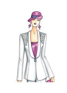 Marfy | Vogue Patterns Marfy Patterns, Kwik Sew Patterns, Vogue Sewing Patterns, Coat Patterns, Dress Patterns, Fashion Design Drawings, Fashion Sketches, Fashion Illustrations, Fashion Illustration Template