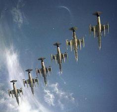 F 104 Starfighters