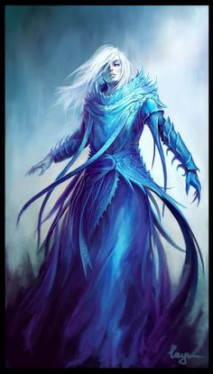frost wizard