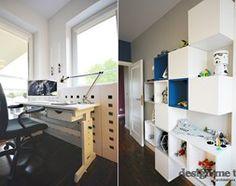 REALIZACJA POKOI DZIECIĘCYCH STAR WARS - Mały pokój dziecka dla chłopca dla malucha dla nastolatka, styl nowoczesny - zdjęcie od design me too