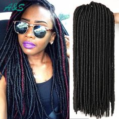 AShair store faux locs crochet hair freetress crochet braid expression braiding hair faux locs braiding hair crochet twist locs. AS hair store from aliexpress. Our email is ashair2016@outlook.com. wholesale price