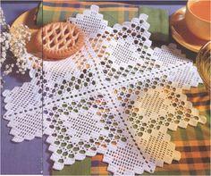 crochet em revista: Outubro 2012
