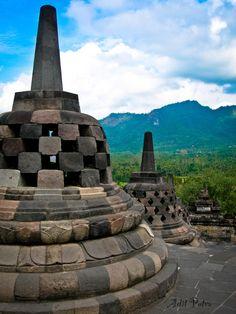 Borobudur Temple :)