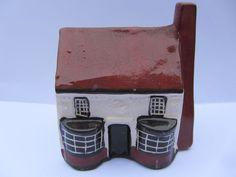 Mudlen End Studio Pottery Figurine ceramics  #Figurines