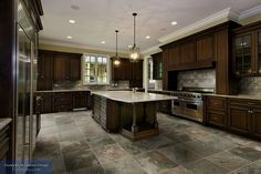 Kitchen Floor With Dark Cabinets 21 kitchens with dark cabinets - page 2 of 2 - zee designs