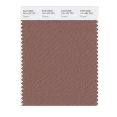 Pantone Color Report: Cognac