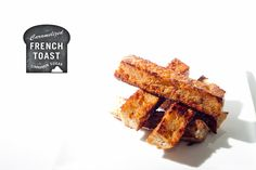 Caramelized French Toast Sticks