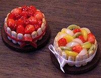 ¿ Miniatura pastel HACER DE como Charlotte | Como hacer | Pino Estudio