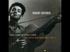 The album This Land Is Your Land: The Asch Recordings, Vol. 1 is published by Woody Guthrie in the year . Do Re Mi, Folk Musik, American Folk Music, Best Primer, Diy Simple, Guitar Lessons For Beginners, Dust Bowl, Best Songs, 100 Songs