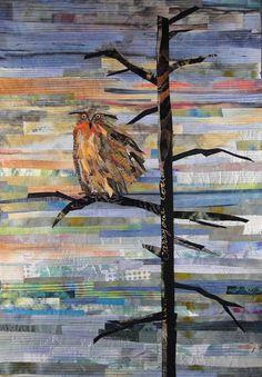 LIKE THE BACKGROUND.....ADD SHORE BIRDS..?
