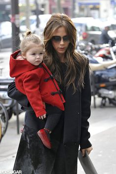Happy Birthday, Victoria Beckham! Her Best Family Photos (how cute is little Harper?!)