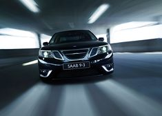 Saab – this is how we love them ..