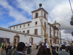 Tembleque. Domingo de Ramos 2016
