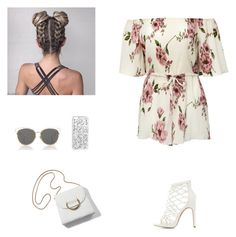 """""""Street style"""" by pauline02 ❤ liked on Polyvore featuring Charlotte Russe and Christian Dior"""