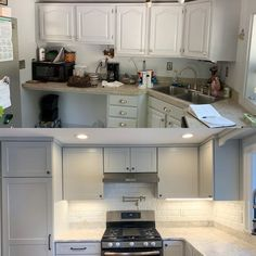 Kitchen remodel Residential Contractor, Next At Home, Kitchen Remodel, Kitchen Cabinets, Construction, Instagram, Home Decor, Building, Decoration Home