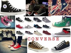 Converse! You are a highly creative and intellectual spirit. You enjoy a shoe that enables you to get around in comfort and style.
