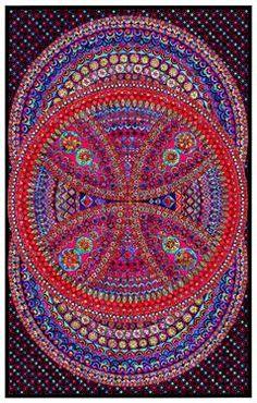 "Saatchi Art Artist Lawrence Chvotzkin; Painting, ""Circular Shifting"" #art"