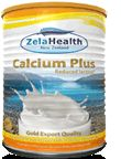 Zela™ Calcium Plus    delivers the same great alternative milk powder benefits of Balance Plus, with the enhanced addition of Mineral Calcium, Magnesium and Vitamin D.