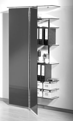 unusual home accessories shelving