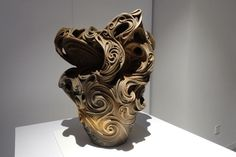 Ryujiro Oyabu Abstract Sculpture, Bronze Sculpture, Wood Sculpture, Wire Sculptures, Glass Art, Pottery, Statue, Barbara Hepworth, Antony Gormley