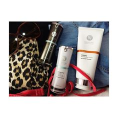 Our trio of Nerium products is always in our on-the-go bag! What's in yours?