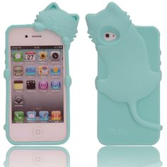 Because your not a real crazy cat lady without a cat phone case!