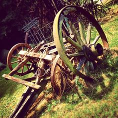 Motivation is your vehicle that carries you through the day. So tell me, do you really want to ride such a lousy wreck? #goodmorning #getup #wakeup #pictureoftheday #pictureofthemorning #photooftheday #photoofthemorning #motto #mottooftheday #startoftheday #motivation #monday #mondaymorning #vehicle #ancient #bemotivated #traditional #antiquity #knuvogallery