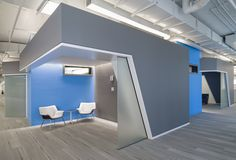 Inside NPRs Washington DC Headquarters / Hickok Cole Architects