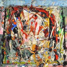 William Ronald ( 1926 – was an important Canadian painter, best known as the founder of the influential Canadian abstract art group Painters Eleven in Canadian Painters, Canadian Artists, Abstract Painters, Abstract Art, Modern Art, Contemporary Art, Digital Art Photography, Abstract Expressionism Art, Installation Art