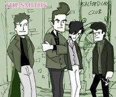 The Smiths caricature