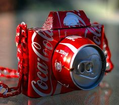 Just a Coke Can....
