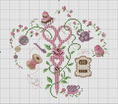 Cross Stitch *<3* Heart
