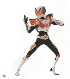 Phoenix power Ranger