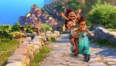Vespa no cinema: scooter italiana é uma das estrelas de filme da Disney Pixar