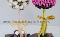 how to stick sweets on a sweet tree - search for recipes on Alldishes.co.uk
