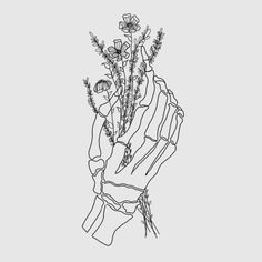 This drawing reminds me of Ophelia when she was giving the queen and king flowers and the meaning